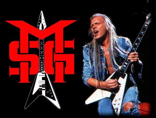 Michael Schenker | Dean Guitars