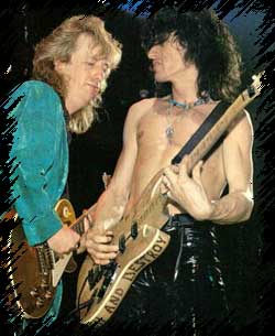 Brad Whitford & Joe Perry