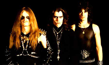 Celtic Frost 1984