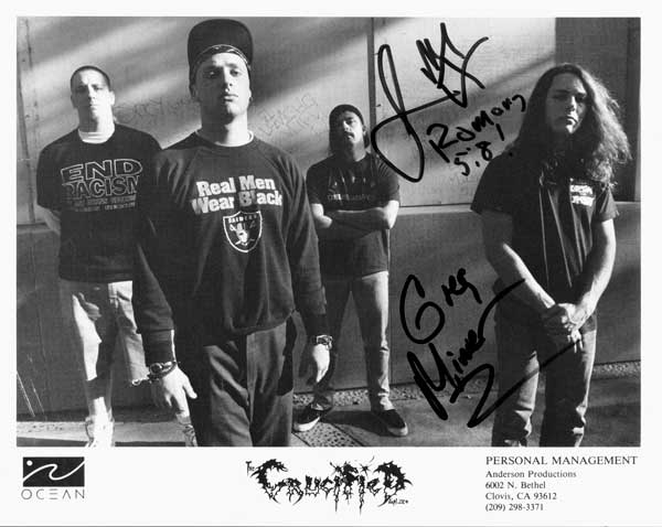 No Life '-til Metal - CD Gallery - the Crucified