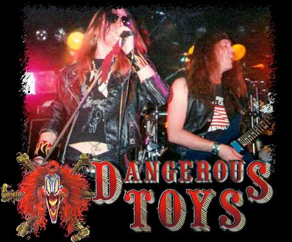 Dangerous Toys Pissed