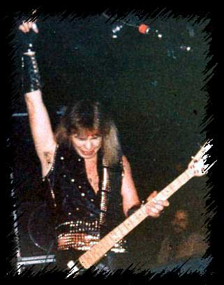 Al Johnson of Exciter