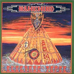 Electric Tepee