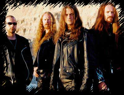 Iced Earth 2001