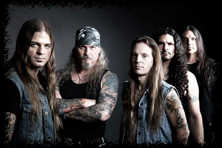 Iced Earth 2011