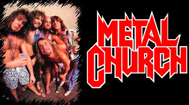 Metal Church w/ David Wayne