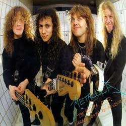 Free learn to play metallica songs on guitar