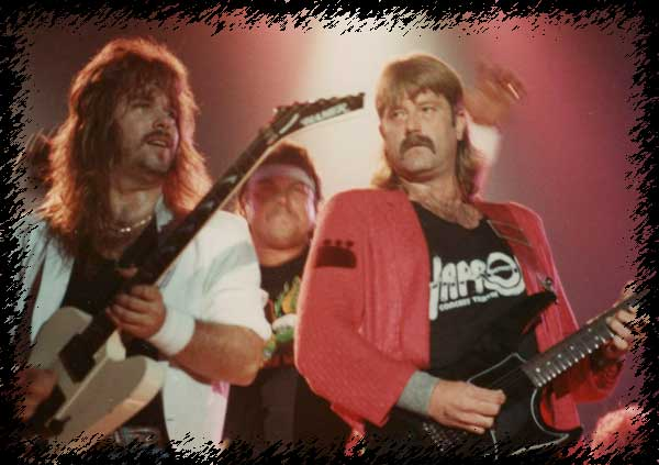 Molly Hatchet 1989