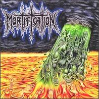 Mortification Lake of Fire cover