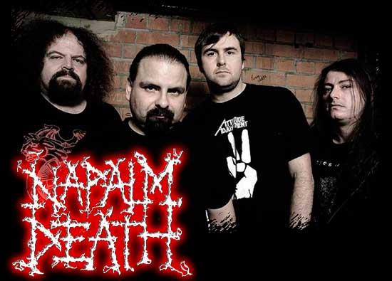 Cd Gallery Napalm Death