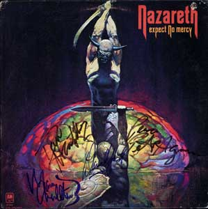No Life 'til Metal - CD Gallery - Nazareth