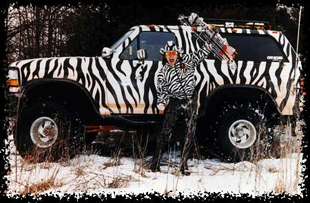 Ted Nugent's Bronco