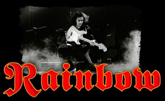 rainbow rising discography
