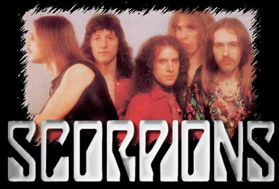 Scorpions band album - photo#22