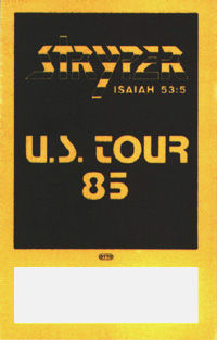 US Tour 85 Pass