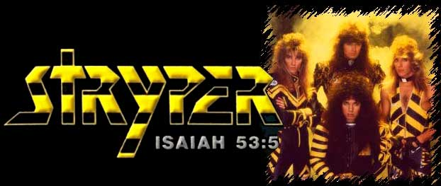 Styper. It was the 80s.