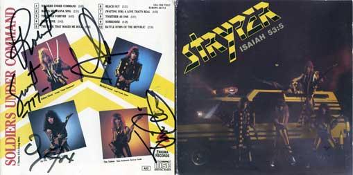 Ozzy osbourne scream album lyrics