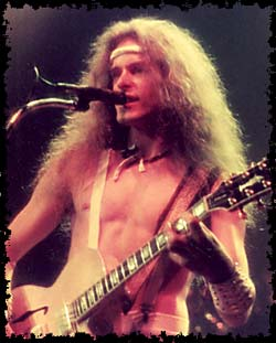 Ted Nugent 1978