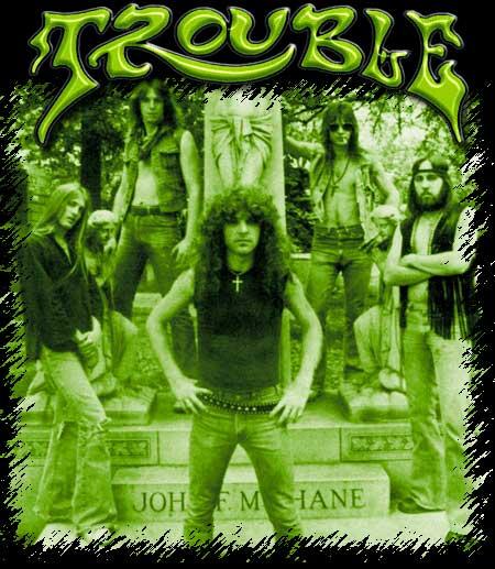No Life 'til Metal - CD Gallery - Trouble