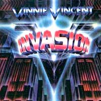 No Life Til Metal Cd Gallery Vinnie Vincent Invasion